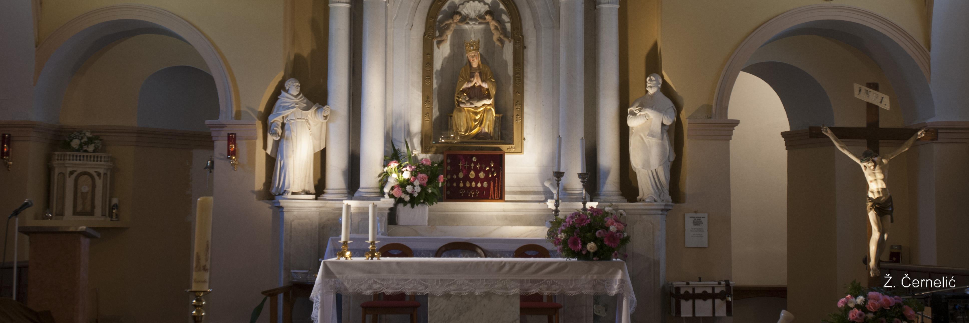 Oltar Crkve